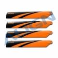 150 メインブレード オレンジ 【HD123EB】