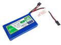 Futaba送信機用 リチウムフェライトバッテリー6.6V 2080mAh 【HP-FG505C2080S2】