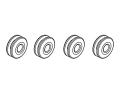 M2共通 キャノピーラバーリングセット(4個) 【OSHM2058】