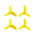 TINY 6X用プロペラセット 1台分(YELLOW)