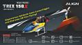 T-REX 150X スーパーコンボ(日本語説明書付属) 【RH15E04XW】 バッテリー2個・DC充電器・機体ケース&工具付属