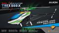 T-REX 500X ドミネーター コンボ(マイクロビーストジャイロ日本語説明書付属) 【RH50E18XW】