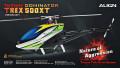 T-REX 500XT TOP コンボ フルスペック(トルクチューブ仕様)バージョン(マイクロビーストジャイロ日本語説明書付属) 【RH50E23XW】