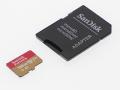 SanDisk Extreme microSDXCカード [64GB] Class10 UHS-3