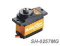 SAVOX デジタルサーボ メタルギア(250/450スワッシュ用) 【SH-0257MG】
