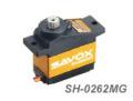 SAVOX デジタルサーボ メタルギア(250/450ラダー用) 【SH-0262MG】