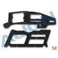 メインフレーム カーボンファイバー製 ブラック 【H25019】