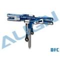 450DFC メインローターヘッドアップグレードセット 青 【H45162QN】