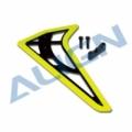 【販売終了品】450L 垂直スタビライザー(蛍光イエロー) 【H45T006XYW】