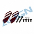 【販売終了品】600DFC メインローターホルダーアーム(赤)  【H60241QR】