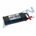 受信機・BEC用リポバッテリー 2セル 7.4V 2200mAh/30C 【HBP22002】