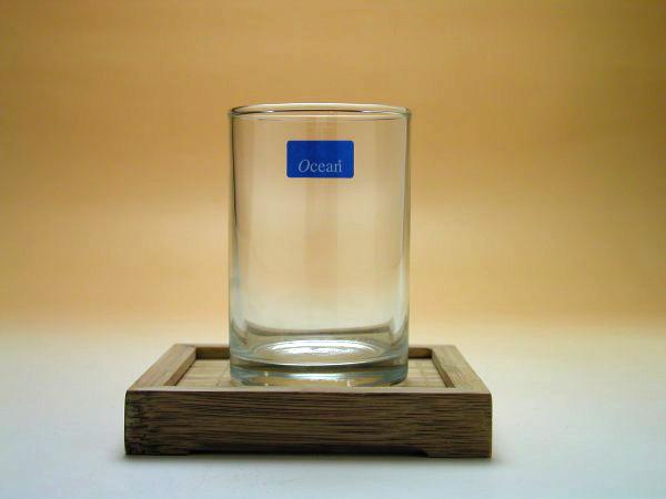 【中国茶具】冷茶用グラス