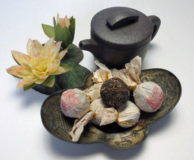 【生茶】邦威古樹龍珠