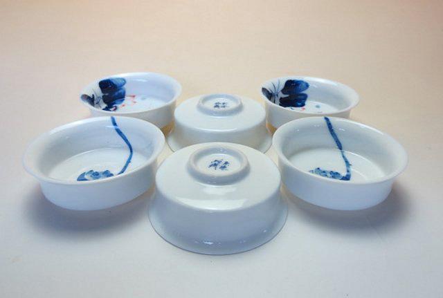 【中国茶具】白磁平茶杯