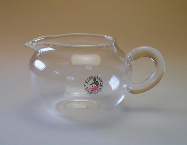 【中国茶具】耐熱ガラス茶海