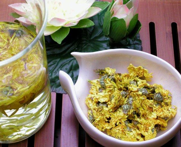 野生金菊茶