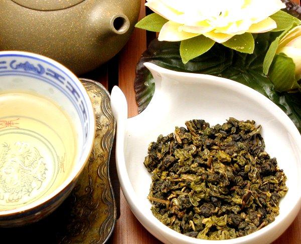 完全有機栽培茶【四季春】 50g
