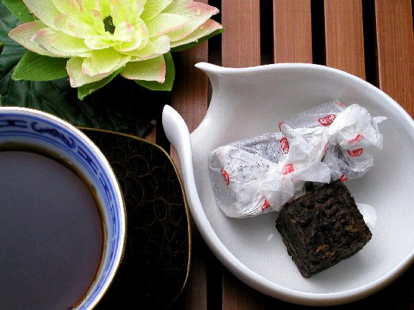 福字小沱茶(熟茶)