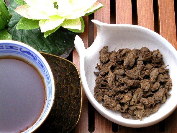 老茶頭(熟茶)