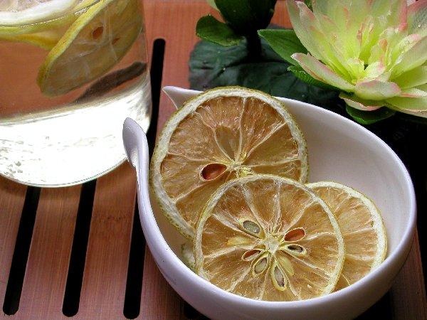 檸檬(レモン茶)