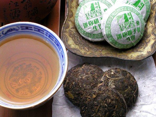 逸神生餅(小餅茶)