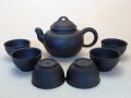 【中国茶器セット】紫砂製茶壺茶器セット