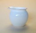 【中国茶具】金線白磁茶海
