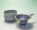 【中国茶具】茶漉し&茶漉し置き