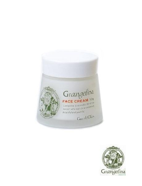 【Grangelina】保湿&パック2wayクリーム<フェイスクリーム>(50g)g-005【送料無料】<ビューティー>