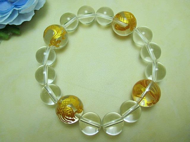 金水晶16mm/水晶14mm
