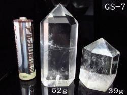 水晶ポイントGS-7b