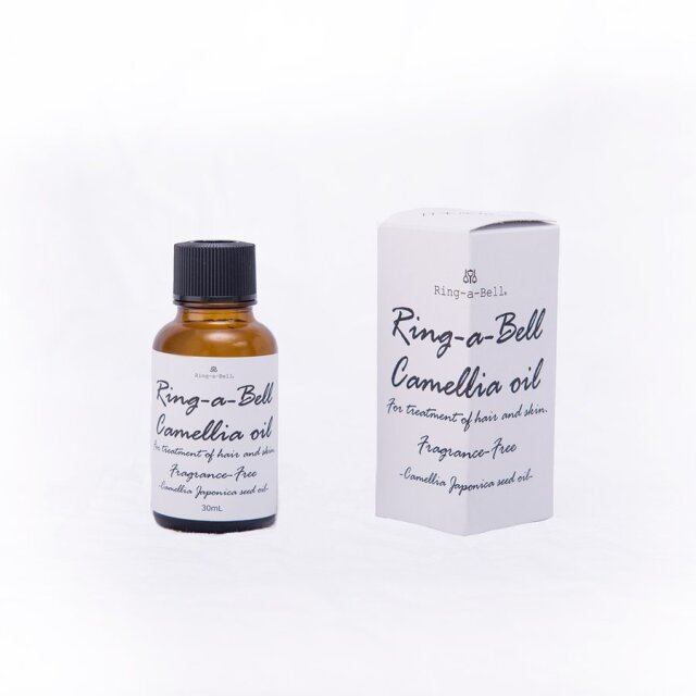 リングアベル Ring-a-Bell カメリアオイル 無香料 ローズウッド 30ml 国産椿油100%使用