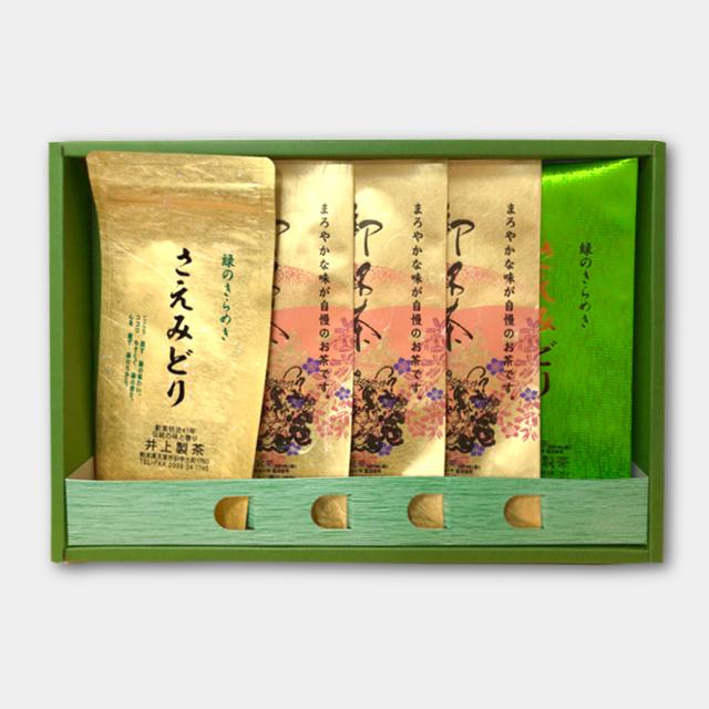 井上製茶ギフトセット商品画像その3