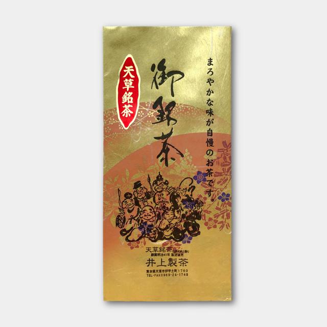 井上製茶玉緑茶商品画像その1