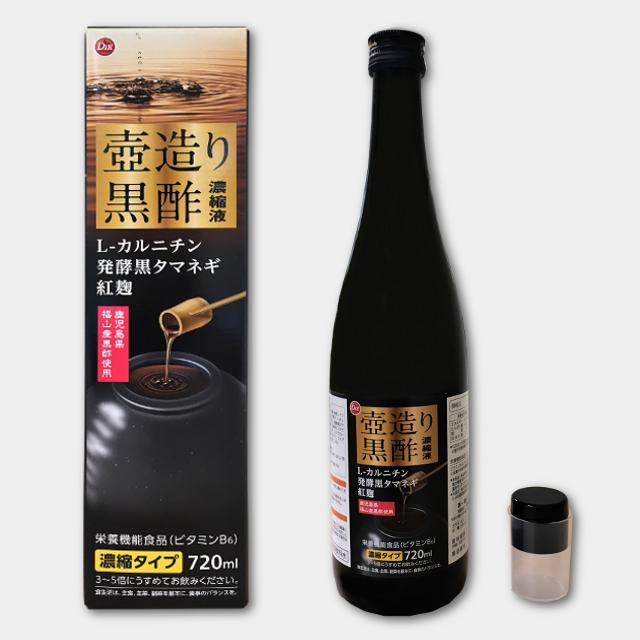 壺造り黒酢商品画像その0