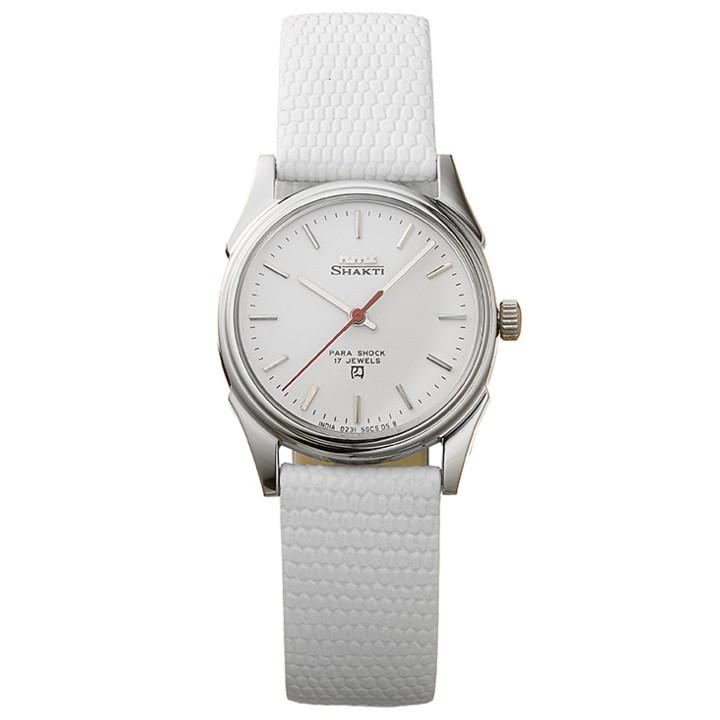 Shaktiシャクティ|インド手巻き腕時計HMTエイチエムティー|H.SH.32.PE.L
