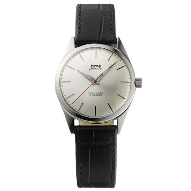 JANATAジャナータ|インド手巻き腕時計HMTエイチエムティー|H.JA.34.SLS.L