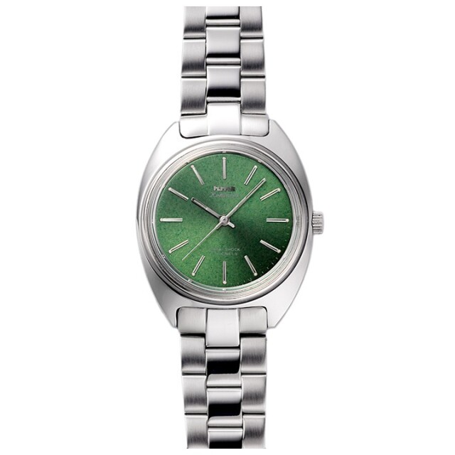 Oceanオーシャン|インド手巻き腕時計HMTエイチエムティー|H.KO.36.FO.B