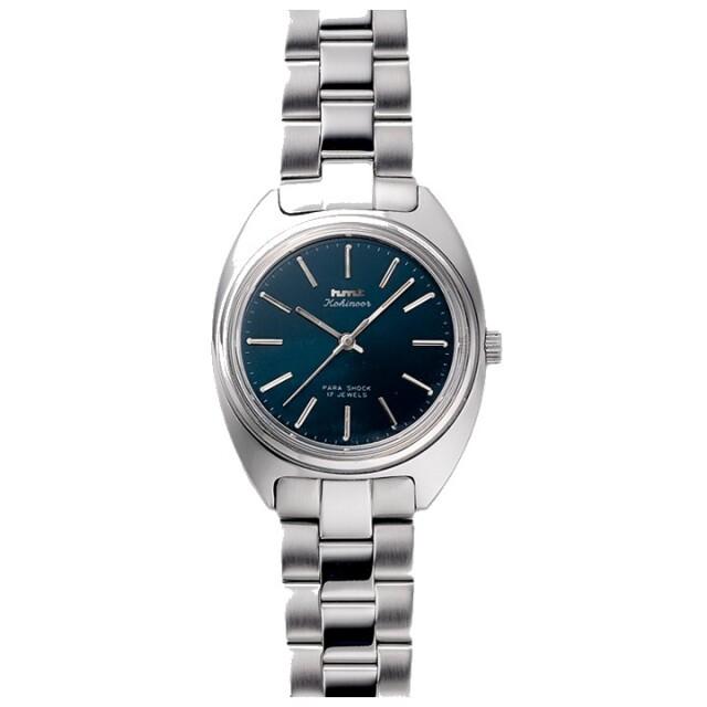 Oceanオーシャン インド手巻き腕時計HMTエイチエムティー H.KO.36.OC.B