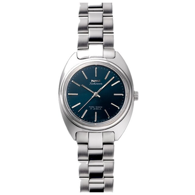 Oceanオーシャン|インド手巻き腕時計HMTエイチエムティー|H.KO.36.OC.B