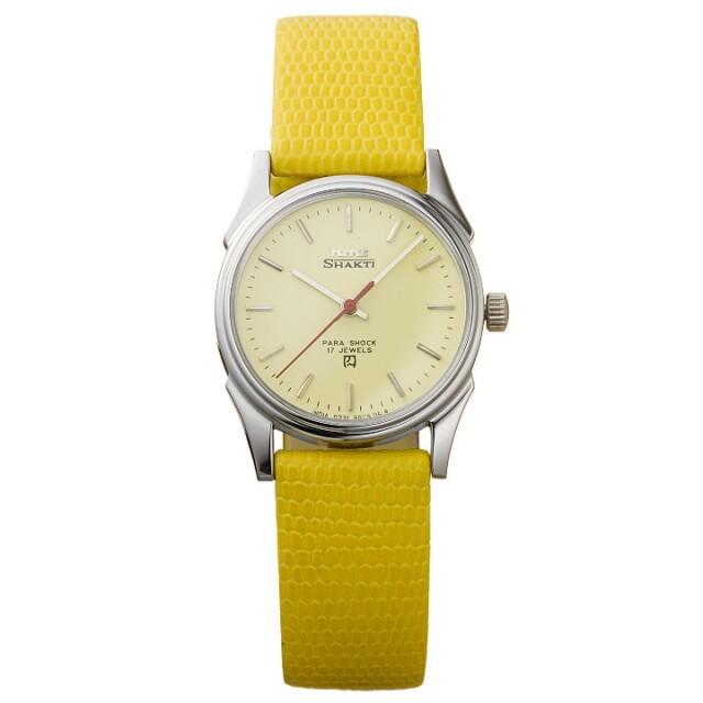Shaktiシャクティ|インド手巻き腕時計HMTエイチエムティー|H.SH.32.AM.L