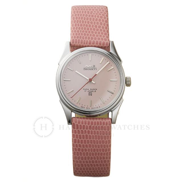 Shaktiシャクティ|インド手巻き腕時計HMTエイチエムティー|H.SH.32.CO.L