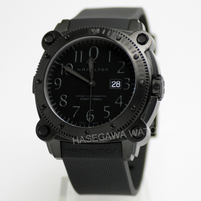 ハミルトンBeLOWゼロ1000腕時計H78585333