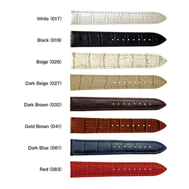 時計ベルトbolleカーフ色種類1