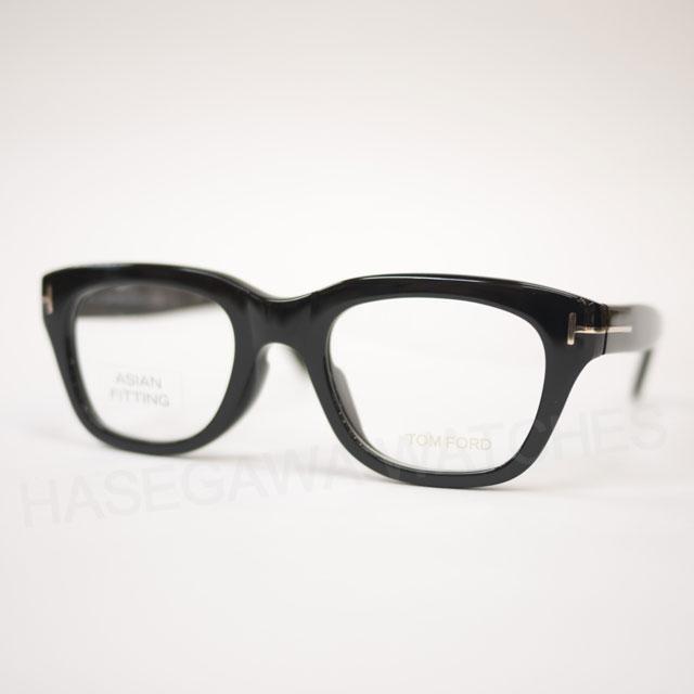 トムフォード眼鏡「TF5178-001」黒縁