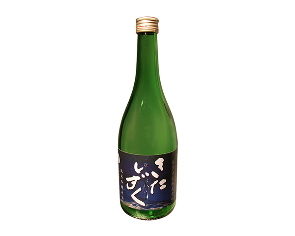 純米吟醸原酒 きたしずく 720ml