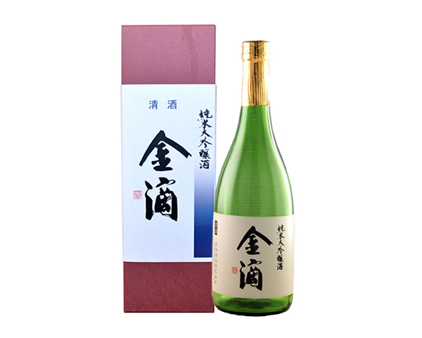 金滴 純米大吟醸酒 720ml