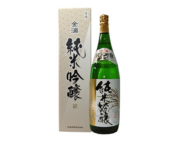 金滴 純米吟醸 1800ml