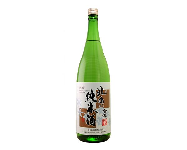 北の純米酒 1800ml