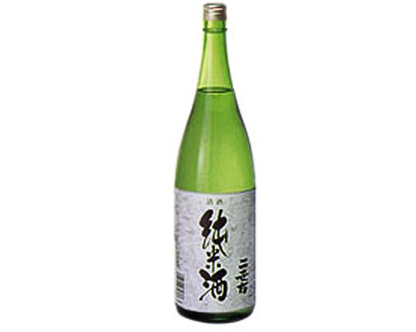 純米 二世古純米酒 1800ml